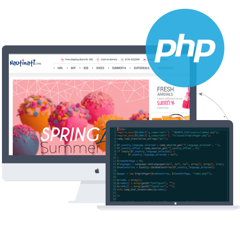 php development services bangladesh
